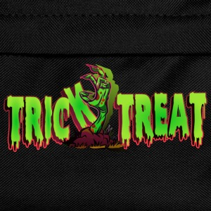 Trick or Treat Zombiehand Shirt - Kinder Rucksack