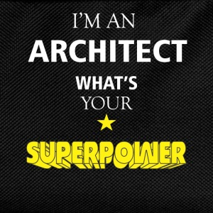 I'm an Architect what's your superpower? - Kids' Backpack