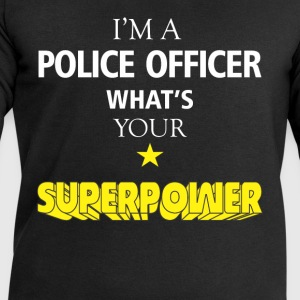 I'm a Police officer. What's your superpower? - Men's Sweatshirt by Stanley & Stella