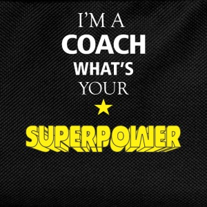 I'm a Coach. What's your superpower? - Kids' Backpack
