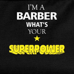 I am a Barber what's your superpower? - Kids' Backpack