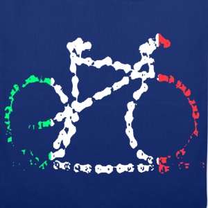 Italian Cycling T-shirt - Tote Bag