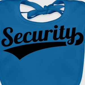 Security T-Shirts - Baby Bio-Lätzchen