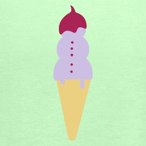 :: snowman ice cream :-: - Frauen Tank Top von Bella