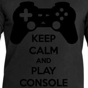 Keep calm and play console - Geek gamer - Sweat-shirt Homme Stanley & Stella
