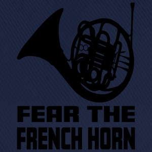 FEAR THE FRENCH HORN T-shirts - Basebollkeps