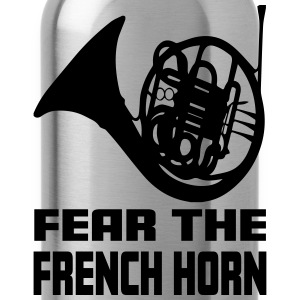 FEAR THE FRENCH HORN T-shirts - Vattenflaska