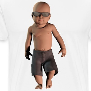 :: baby cool :-: - T-shirt Premium Homme