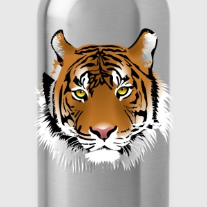Tijger dames shirt - Drinkfles