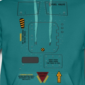 The topgun T-Shirts - Men's Premium Hoodie