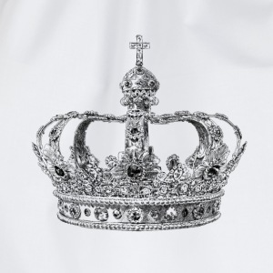 Crown T-Shirts - Drawstring Bag