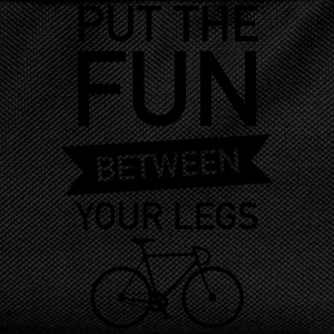 Put The Fun Between Your Legs T-Shirts - Kids' Backpack