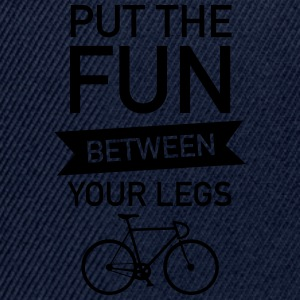 Put The Fun Between Your Legs T-shirts - Snapbackkeps