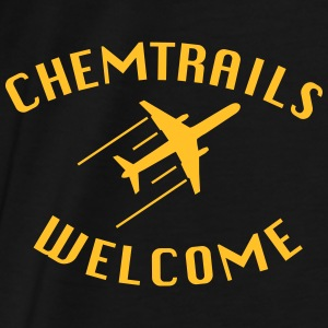 Chemtrails Welcome Bags & Backpacks - Men's Premium T-Shirt
