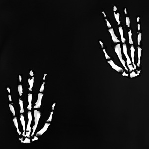 skeleton hands Long Sleeve Shirts - Baby T-Shirt