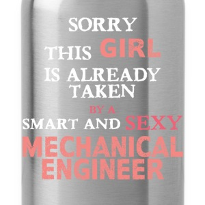 Sorry this girl is already taken by a smart and se - Water Bottle
