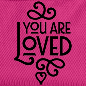 You Are Loved T-Shirts - Kids' Backpack
