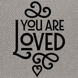 You Are Loved Camisetas - Gorra Snapback