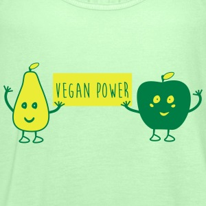 Vegan Power - Frauen Tank Top von Bella