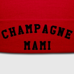 Champagne mami T-Shirts - Winter Hat