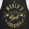WORLD'S BEST GODFATHER - Cooking Apron