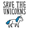 Save The Unicorns T-Shirts - Men's Premium T-Shirt