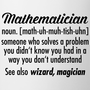 Mathematician - Definition T-shirts - Mugg