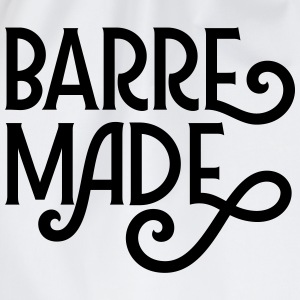 Barre Made T-Shirts - Turnbeutel