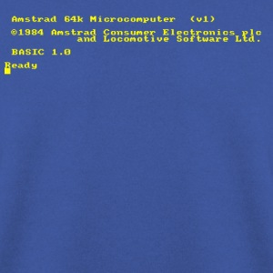 Amstrad CPC464 Tee shirts - Sweat-shirt Homme