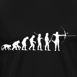 Sweat Recurve Archer Evolution - T-shirt Premium Homme