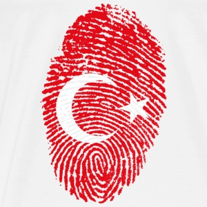 turkey_fingerprint Baby Bodys - Männer Premium T-Shirt