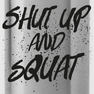 Shut Up And Squat Tee shirts - Gourde