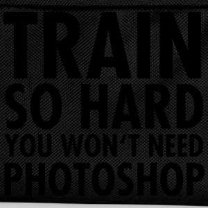 Train So Hard You Won't Need Photoshop T-skjorter - Ryggsekk for barn