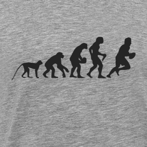 Evolution Football Langarmshirts - Männer Premium T-Shirt