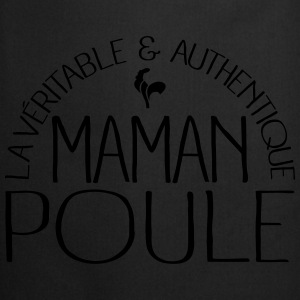 Maman Poule Sweat-shirts - Tablier de cuisine