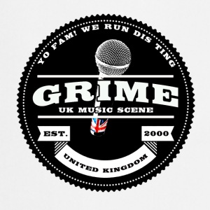 UK Grime Music - Cooking Apron