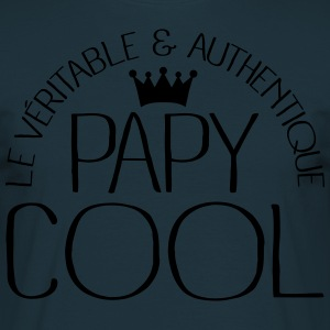 Papy Cool Tabliers - T-shirt Homme