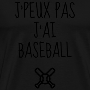 Baseball - Bat - Béisbol - Sport - Winner   Aprons - Men's Premium T-Shirt