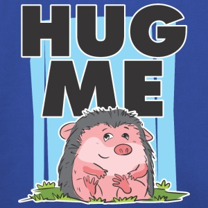 HUG ME CUTE HEDGEHOG PREMIUM KID T-SHIRT - Kids' Premium Hoodie