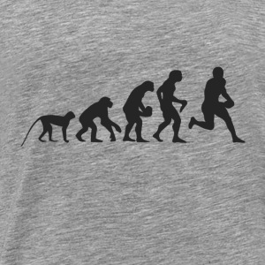 Evolution Football Tops - Camiseta premium hombre