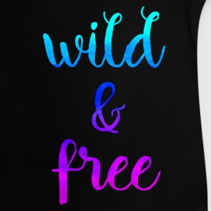 Wild & Free Bags & Backpacks - Baby T-Shirt