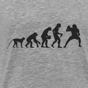 Evolution Football Sweaters - Mannen Premium T-shirt