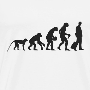 Evolution Business Sportsbeklædning - Herre premium T-shirt