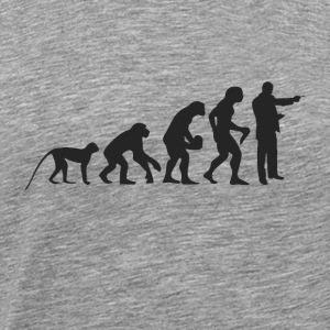 Evolution Business Sportbekleidung - Männer Premium T-Shirt