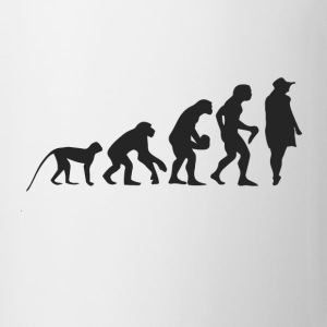 Evolution Model Tee shirts - Tasse