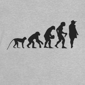Evolution Model Långärmade T-shirts - Baby-T-shirt
