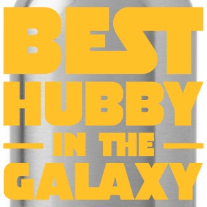 Best Hubby In The Galaxy T-skjorter - Drikkeflaske