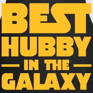 Best Hubby In The Galaxy T-shirts - Keukenschort