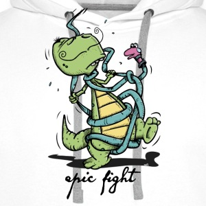 Epic Fight T-shirts - Premiumluvtröja herr