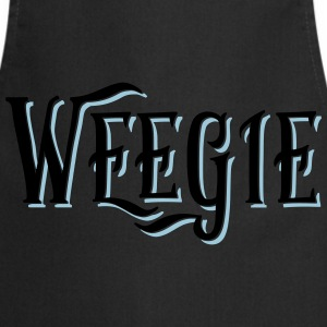 Weegie, Glasgow Slang T-Shirts - Cooking Apron